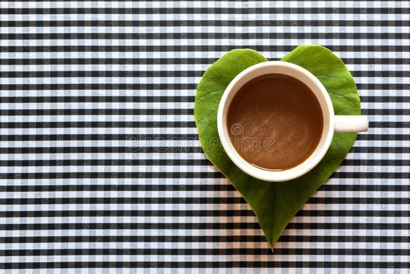 Concept de l'amour de café photographie stock libre de droits