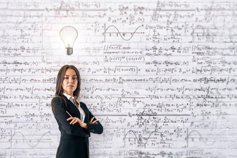 Concept de la Science et d'éducation images stock