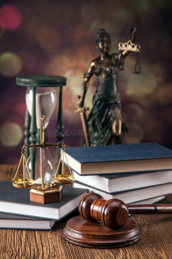Concept de loi photographie stock