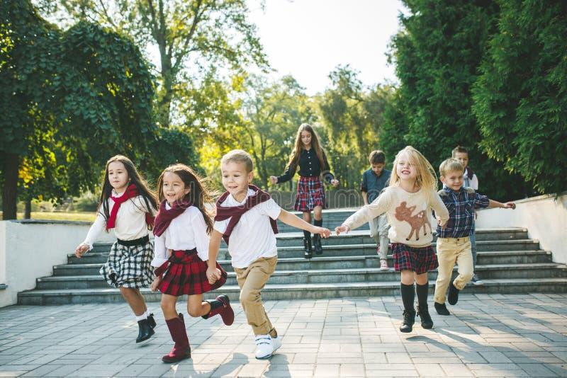 Concept de mode d'enfants photographie stock
