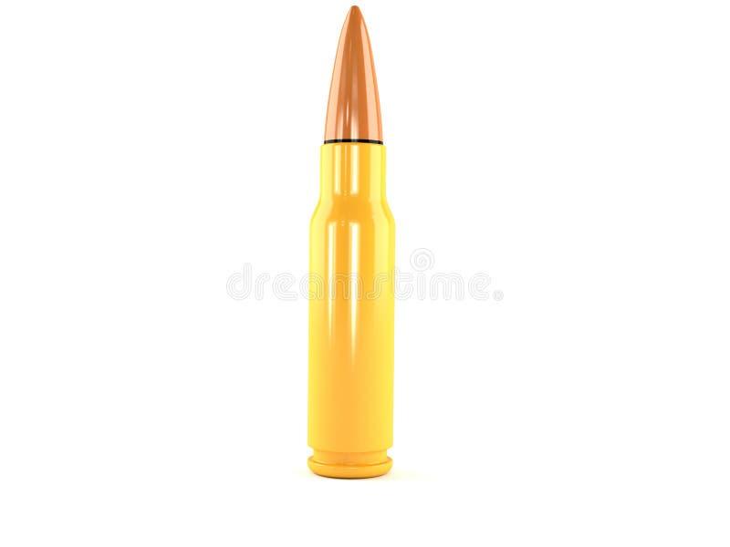 Concept de munitions illustration de vecteur
