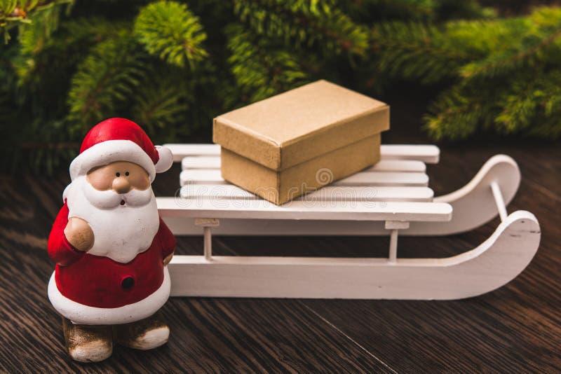 Download Concept de Noël photo stock. Image du santa, décembre - 45370252