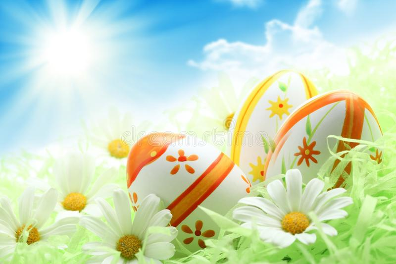 Concept de Pâques photo libre de droits