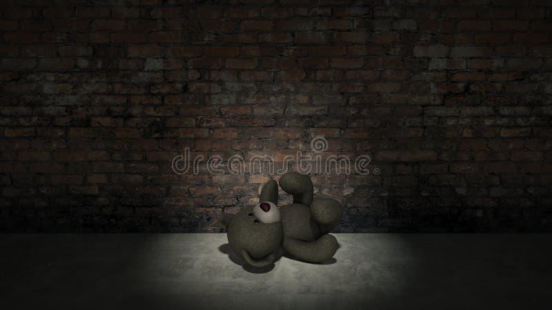 Concept de pédophilie images libres de droits