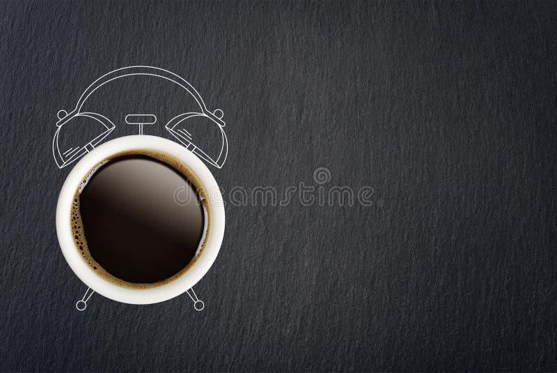 Concept de pause-café image stock