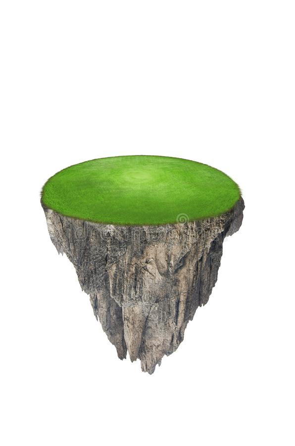 Concept de planète verte illustration de vecteur