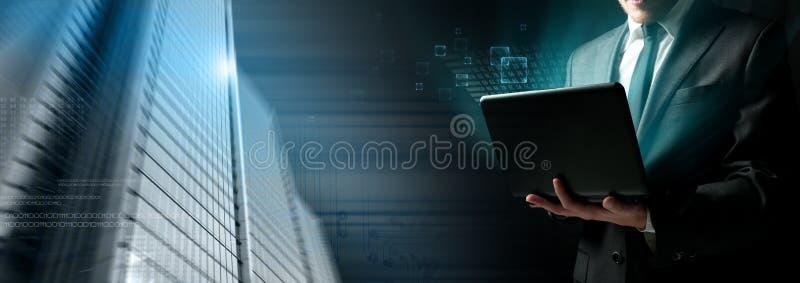 Concept de programmeur de logiciel images libres de droits
