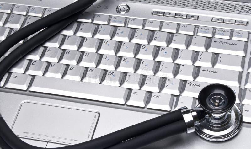 Concept de rapports médicaux images libres de droits