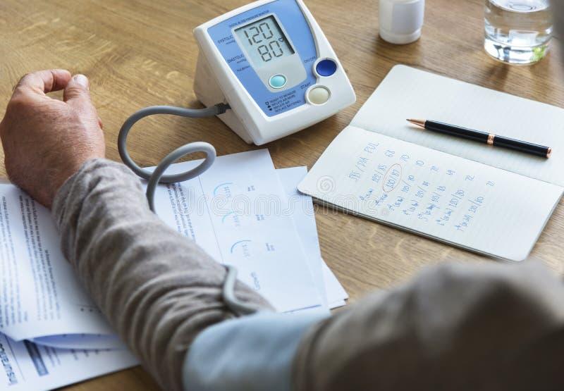 Concept de risque sanitaire de diagnostic d'assurance d'assurance photos stock