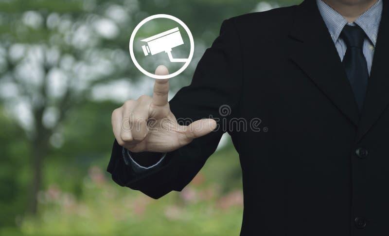 concept de sécurité d'affaires photo stock