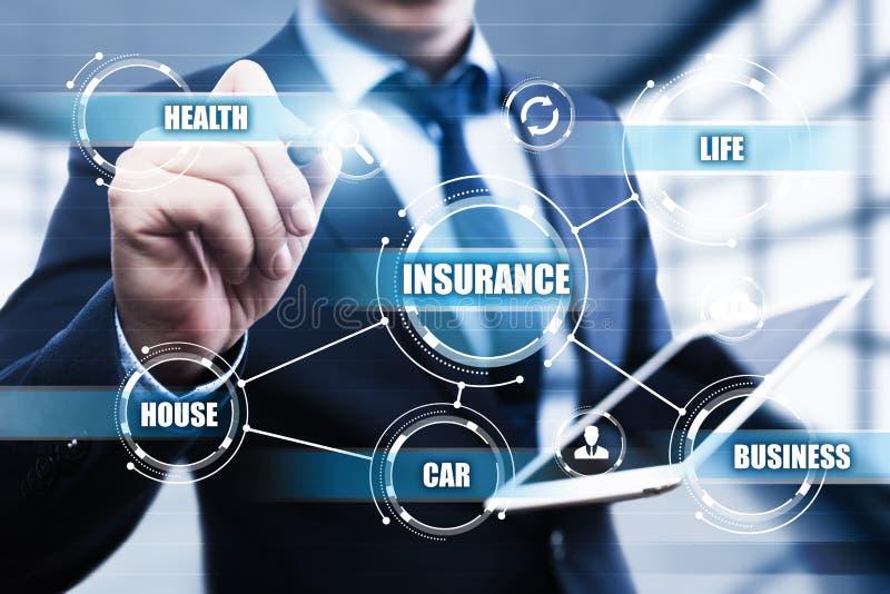 Concept de santé d'affaires de voyage de santé de voiture de Chambre de la vie d'assurance photographie stock libre de droits