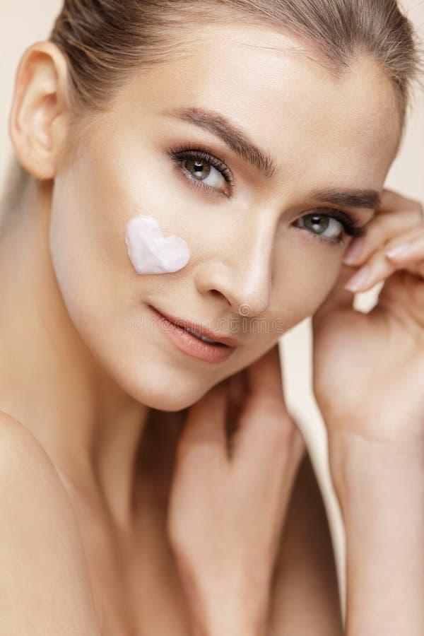 Concept de soins de la peau et de beauté photo stock