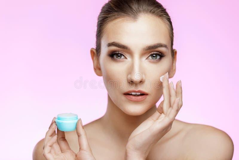 Concept de soins de la peau et de beauté photographie stock