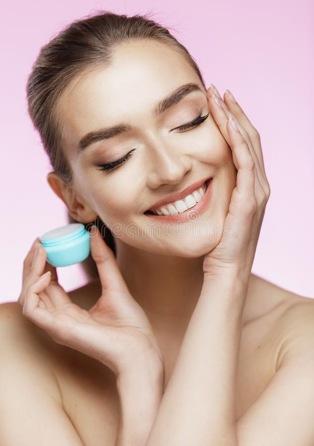 Concept de soins de la peau et de beauté image stock