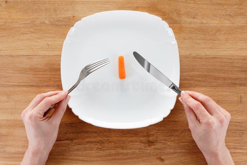 Concept de suivre un régime, consommation saine photo libre de droits