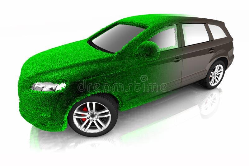 Concept de véhicule d'Eco illustration de vecteur