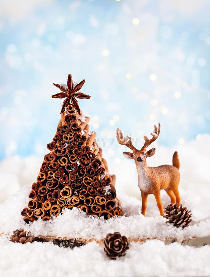 Concept de vacances de Noël photo stock