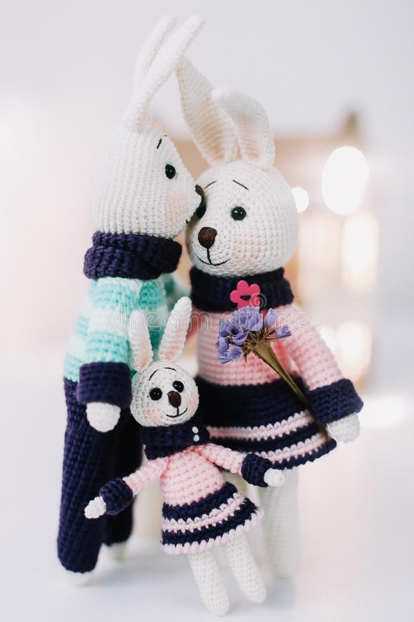 Rabbit Crochet Amigurumi Pattern | 900x600