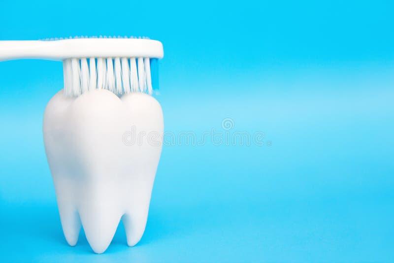 Concept dentaire d'hygiène image libre de droits