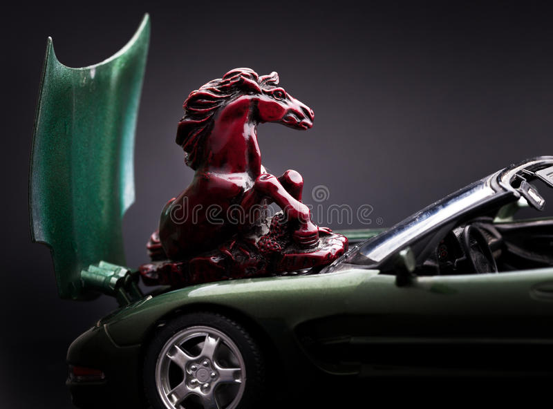 Download Concept Depicting Horse Power Stock Image - Image: 28789361