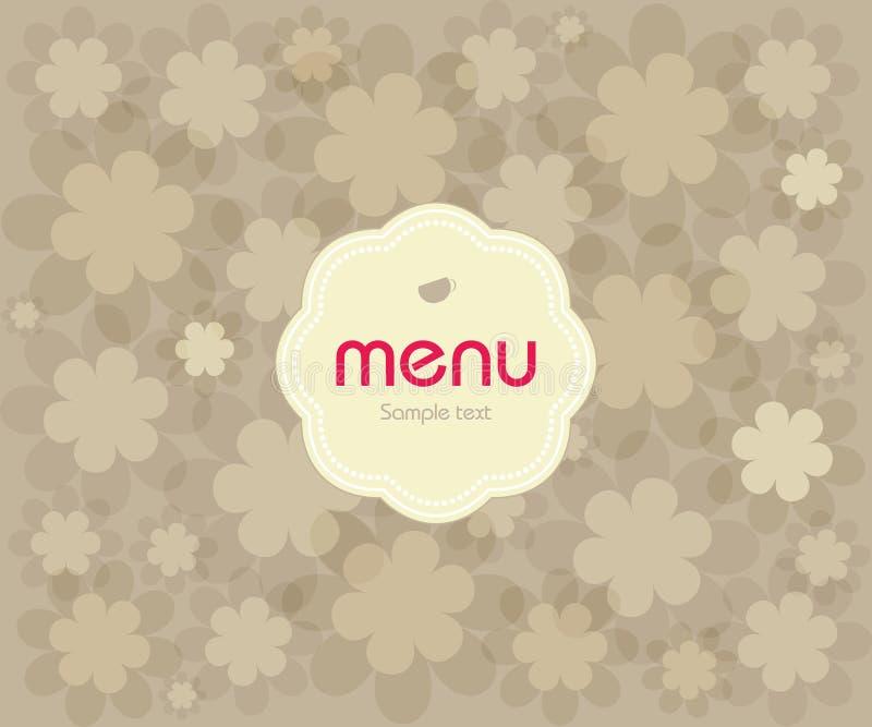 Download Concept Design Restaurant Menu Stock Vector - Image: 20487329