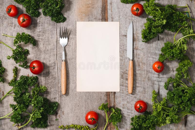 Concept dietary and vegetable food. Plate with marble patterns. Various vegetables, spices royalty free stock photo