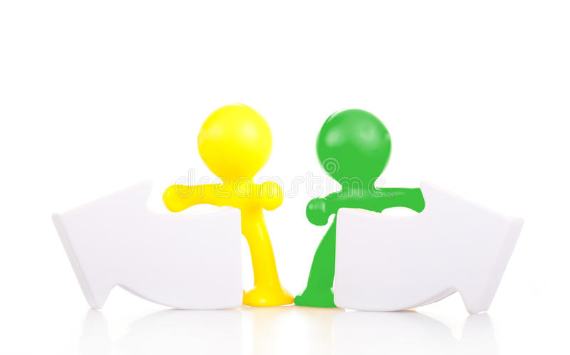 Download The Concept Of A Difficult Choice. Stock Photo - Image: 19775876