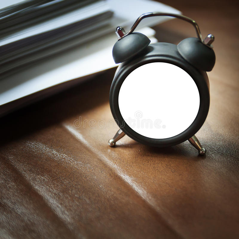 Download Concept Of A Empty Clock Can Not Tell About All Time Stock Image - Image: 36596467