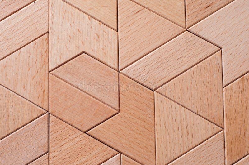 Concept en bois photo stock