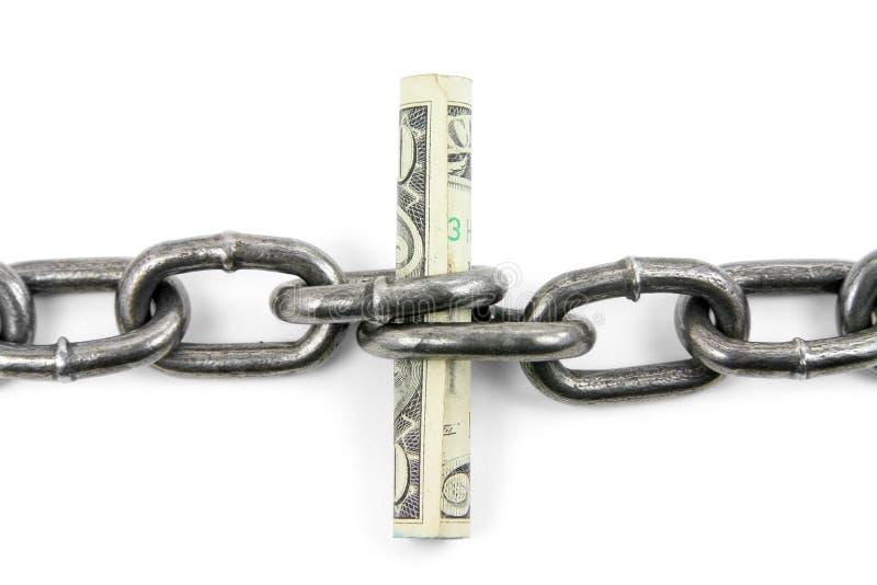 Concept financiële steun royalty-vrije stock fotografie