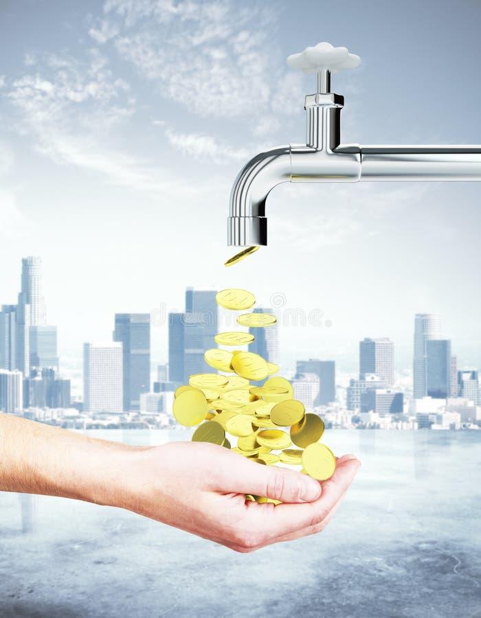 Download Concept Financier D'accroissement Illustration Stock - Illustration du accroissement, fond: 77161270