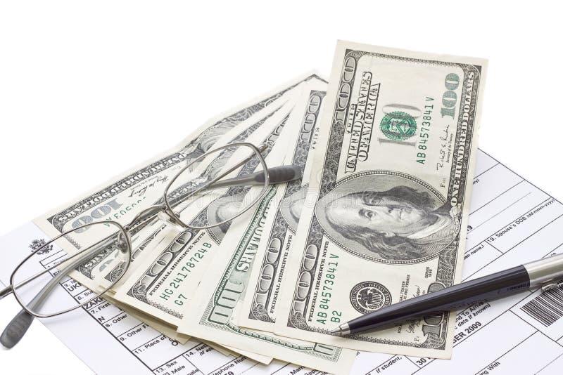 Concept financier et d'affaires images libres de droits
