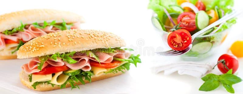 Concept gezond voedsel royalty-vrije stock afbeelding