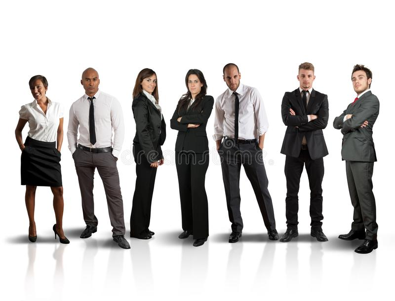 Download Business team stock photo. Image of leadership, isolated - 29938518