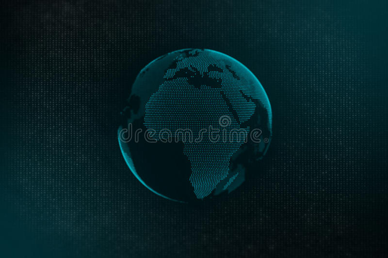 Concept of global business stock images