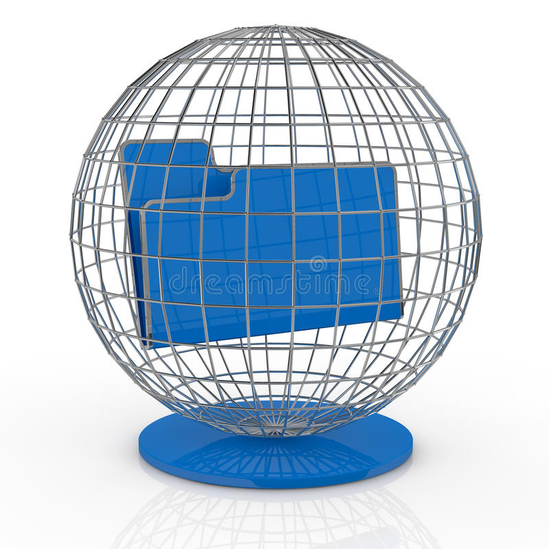 Download Concept Of Global Network Stock Photo - Image: 25251870