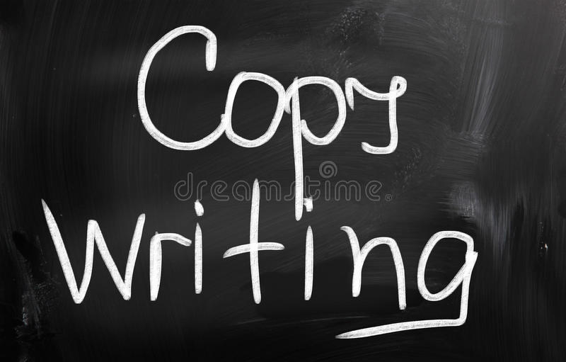 Concept Handwritten With Chalk royalty free stock photo