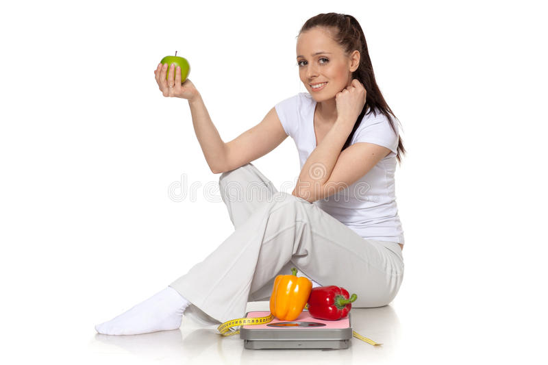 Download Concept Of Healthy Lifestyle. Stock Image - Image: 19242705