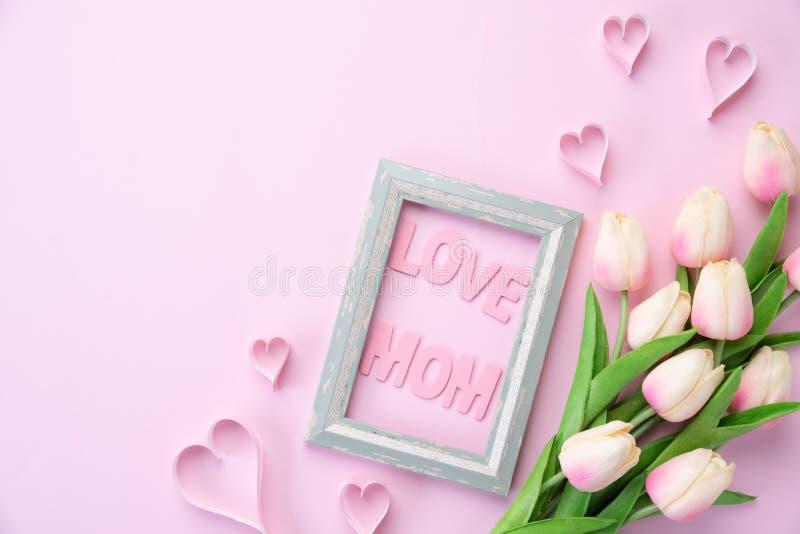 Cadeau De Photo Pour La Mère Maman Damour La Fleur De Jour