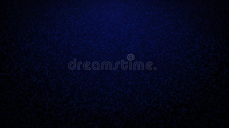 Futuristic commercial internet background particles rise stock images
