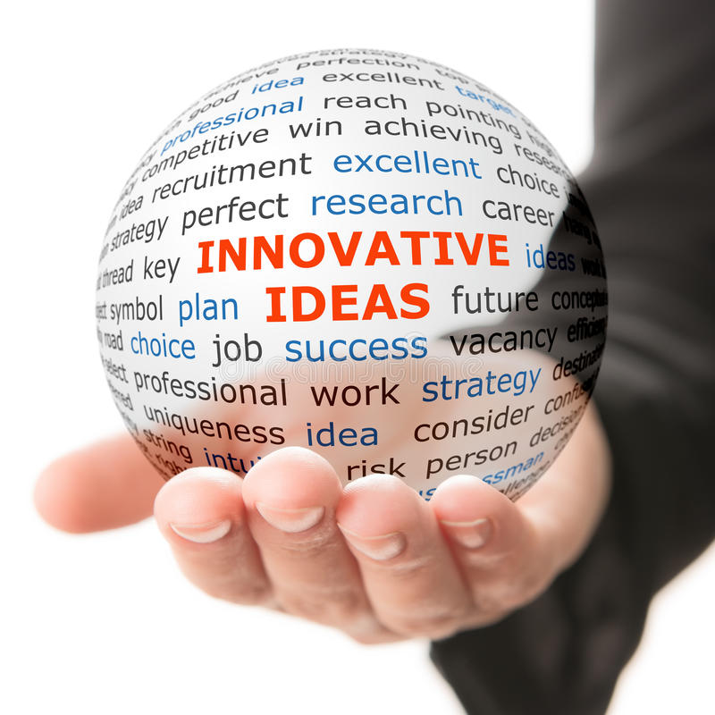 What are the innovative ideas that can improve the golf business?