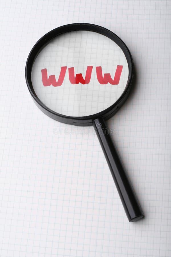 concept internet searching word www στοκ εικόνες με δικαίωμα ελεύθερης χρήσης