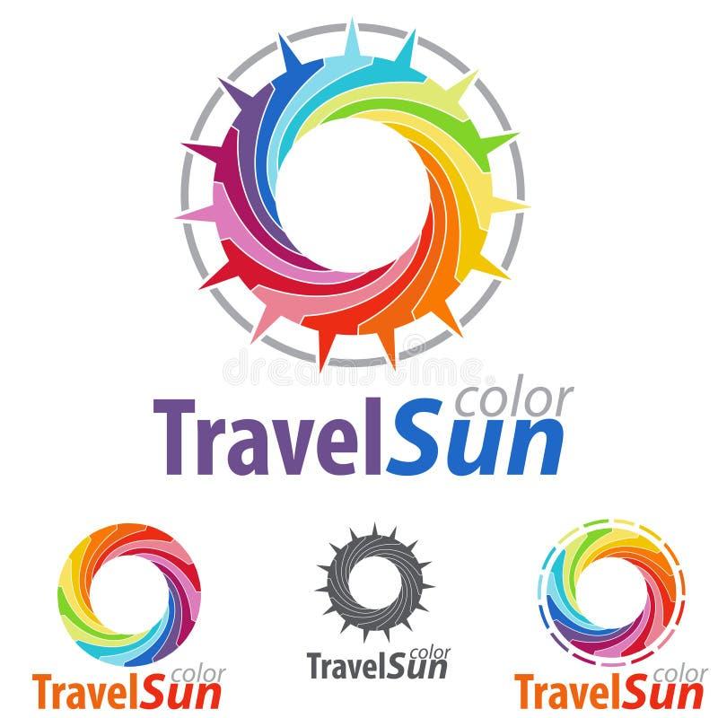 Concept Logo stock photo