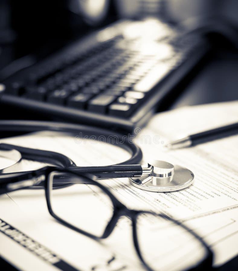 Concept médical images stock