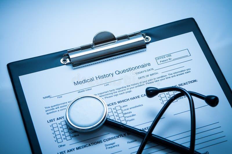 Concept médical image libre de droits