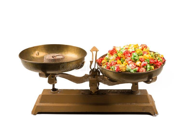 Concept malsain de nourriture photographie stock