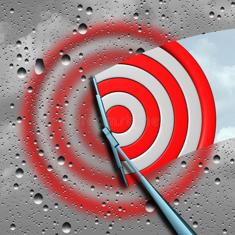 Free Concept Of Target Stock Images - 75752364