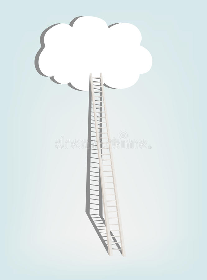 Concept over idee en creatief vector illustratie
