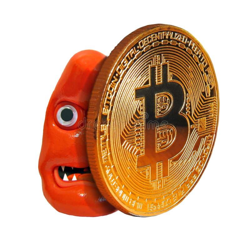 monster bitcoin