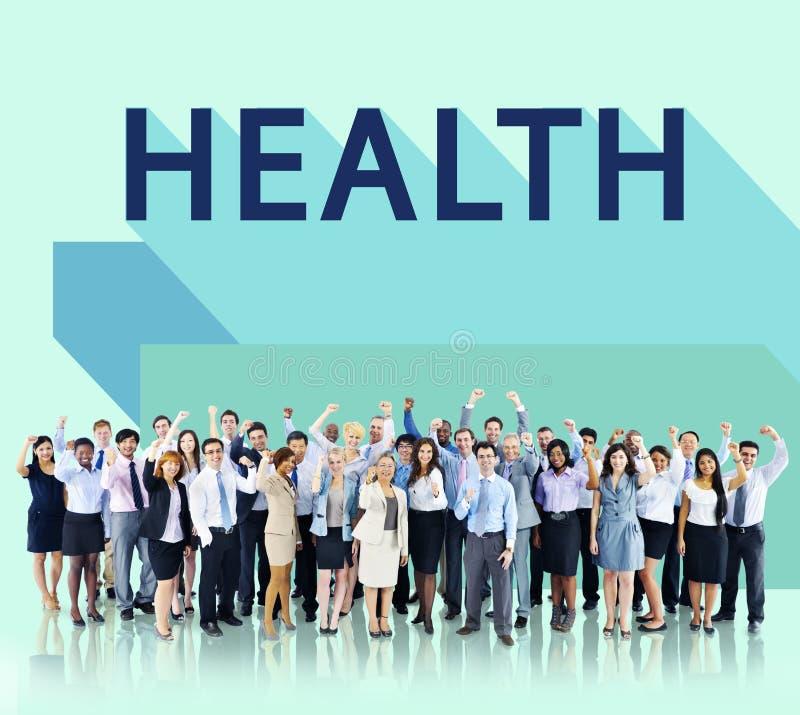 Concept physique de forme physique de traitement de soins de santé de santé photo stock